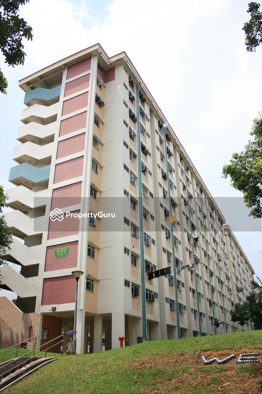 626 Ang Mo Kio Avenue 4 #0