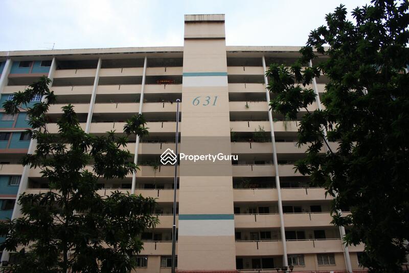 631 Ang Mo Kio Avenue 4 #0