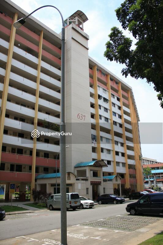 637 Ang Mo Kio Avenue 6 #0
