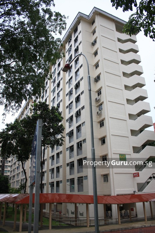 647 Ang Mo Kio Avenue 6 #0