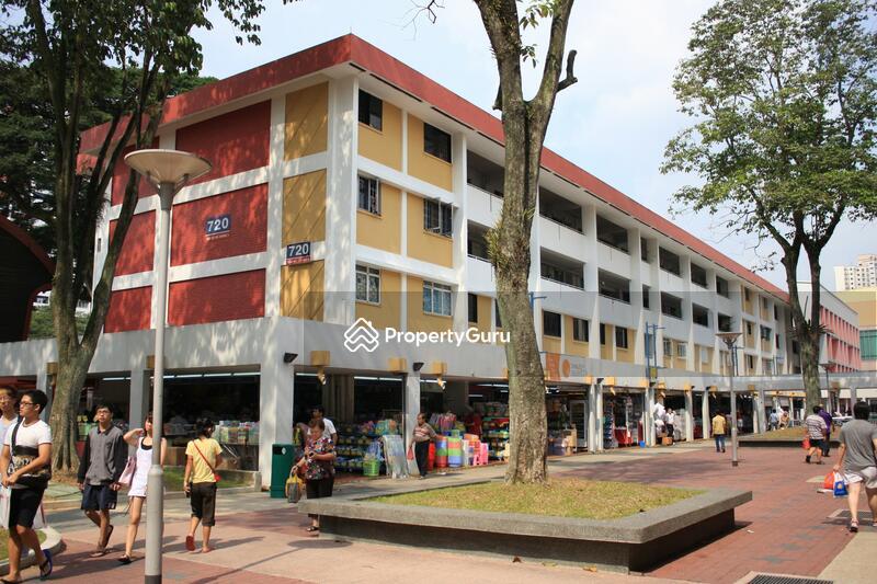 720 Ang Mo Kio Avenue 6 #0