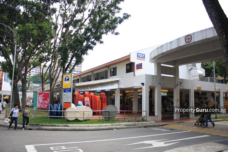 727 Ang Mo Kio Avenue 6 #0