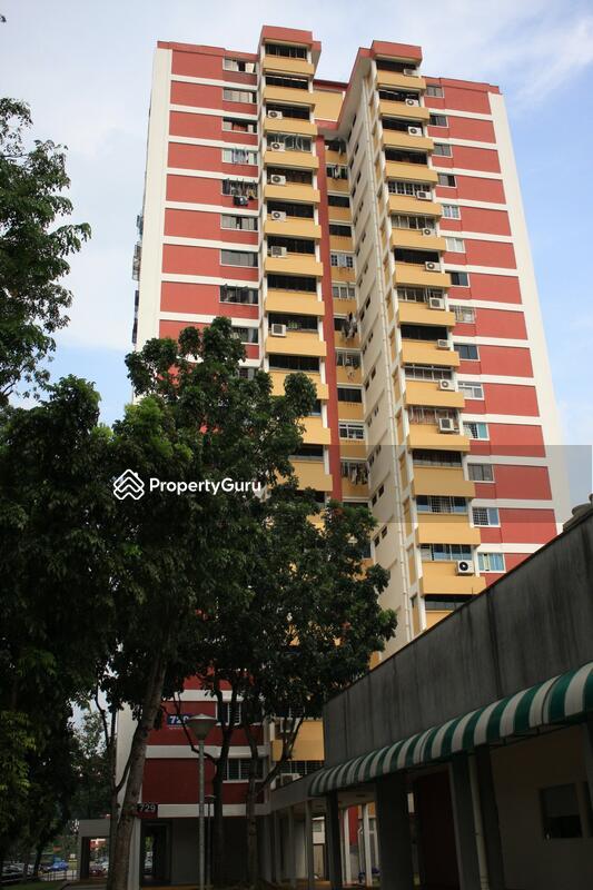 729 Ang Mo Kio Avenue 6 #0