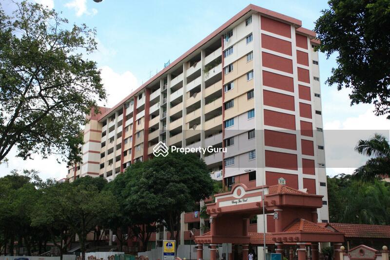 512 Ang Mo Kio Avenue 8 #0