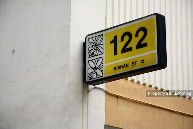 122 Bishan Street 12 #0