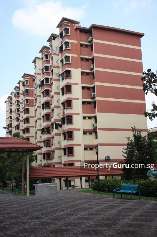 212 Boon Lay Place #0