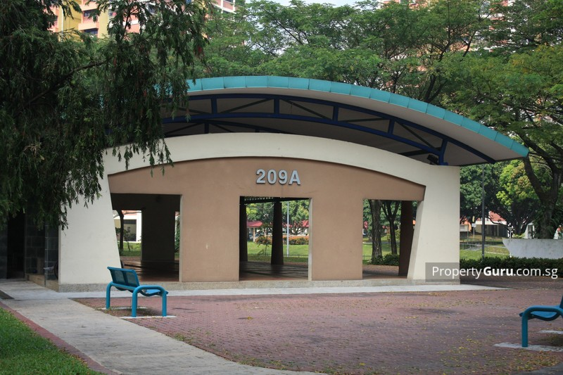 209A Boon Lay Place #0