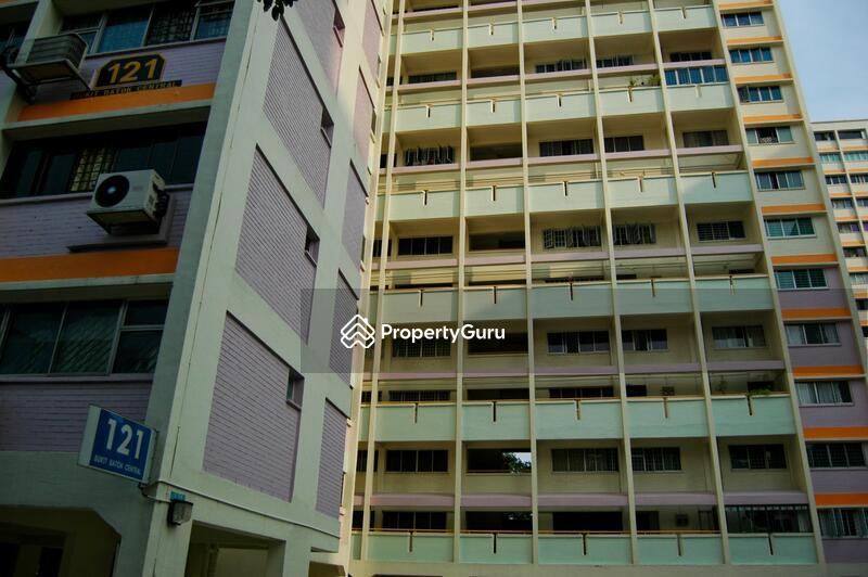 121 Bukit Batok Central #0
