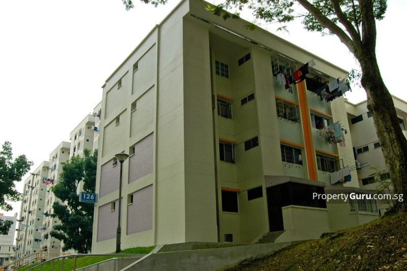 126 Bukit Batok Central #0