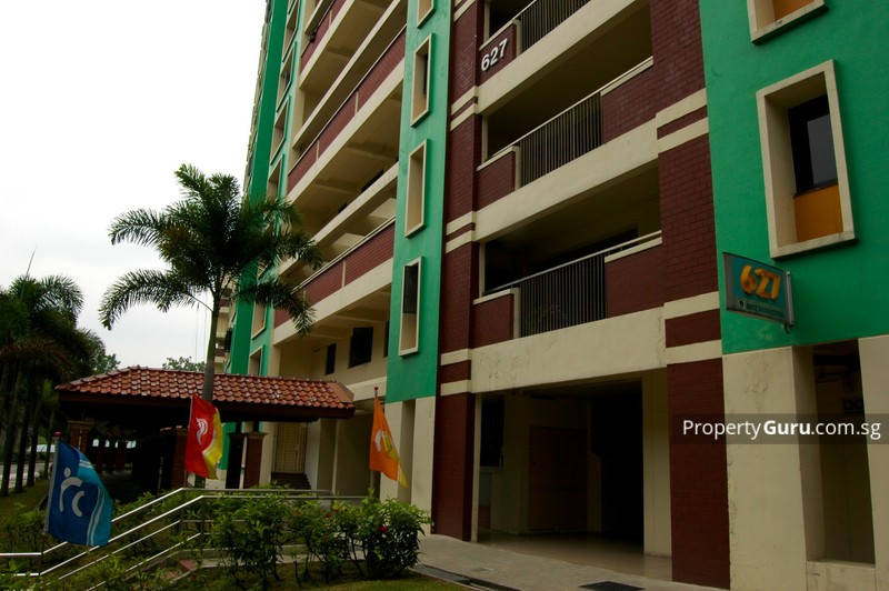 627 Bukit Batok Central #0