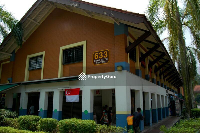 633 Bukit Batok Central #0