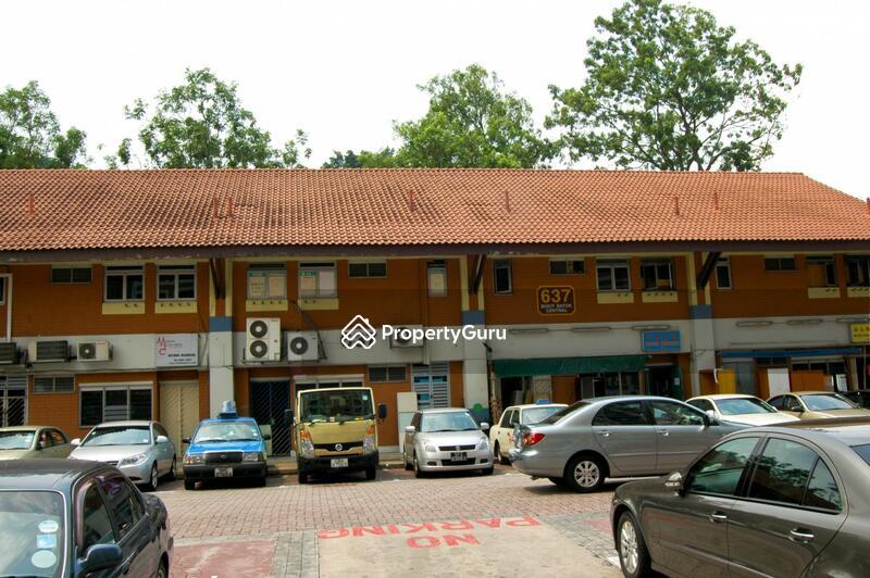 637 Bukit Batok Central #0