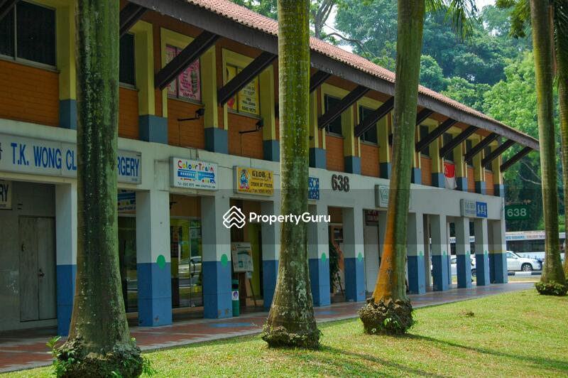 638 Bukit Batok Central #0