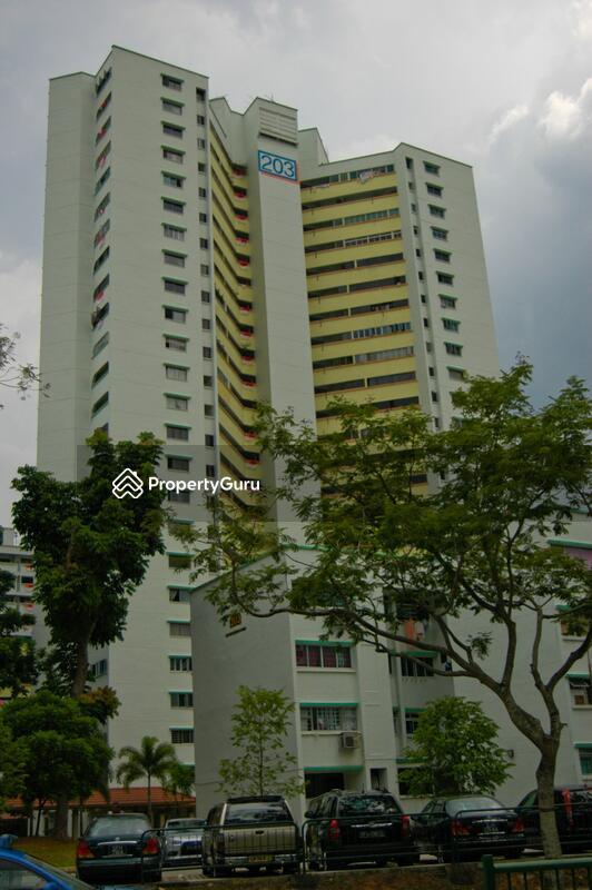 203 Bukit Batok Street 21 #0