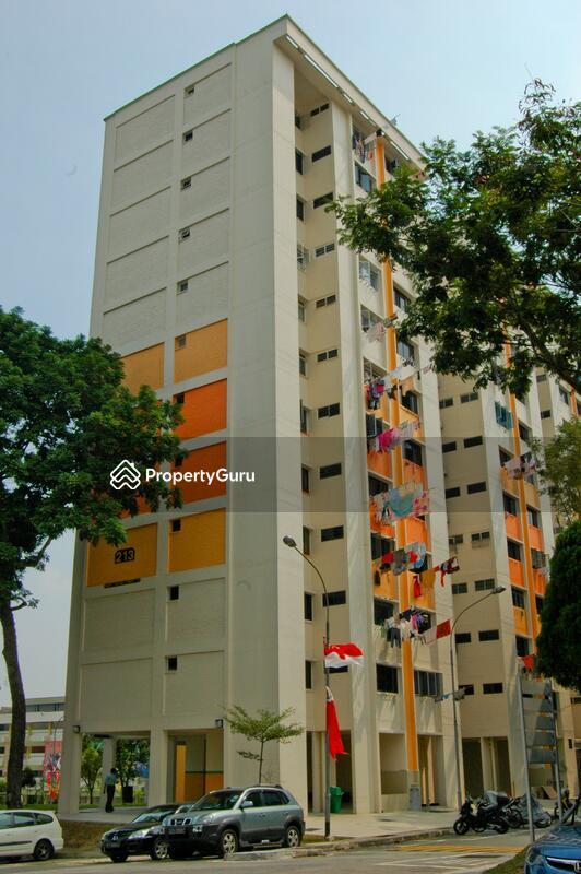 213 Bukit Batok Street 21 #0