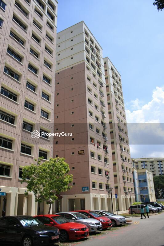 805 Chai Chee Road #0