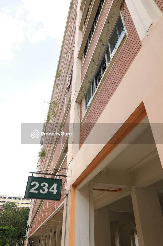 234 Choa Chu Kang Central HDB Details in Choa Chu Kang