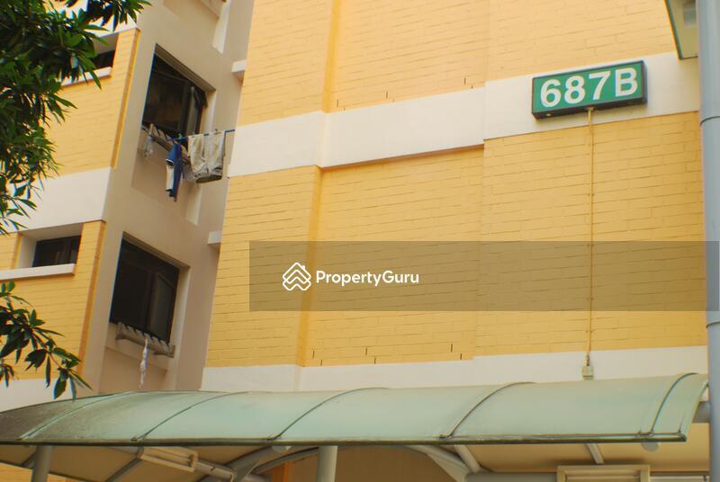687B Choa Chu Kang Drive #0