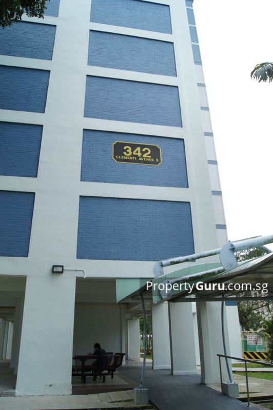342 Clementi Avenue 5 #0