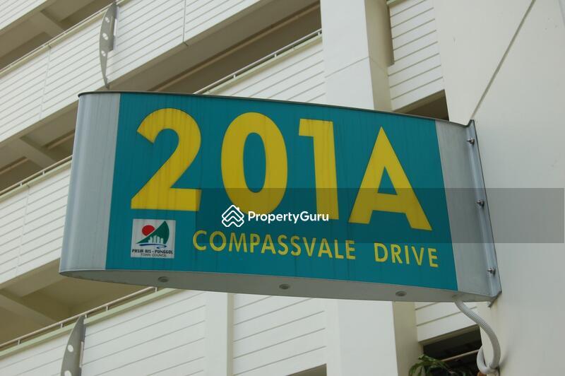 201A Compassvale Drive #0