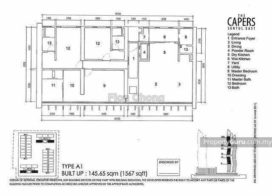The Capers Details Condominium For Sale And For Rent Propertyguru Malaysia