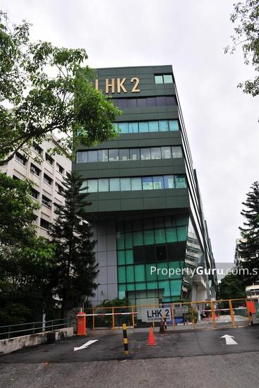 LHK2 Building  5008552
