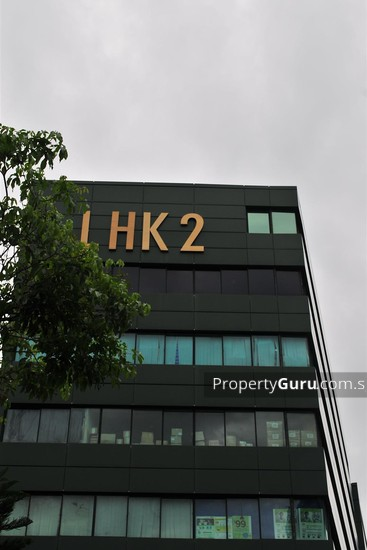 LHK2 Building  5008554