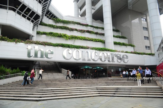 the concourse 300 beach road 199555 singapore singapore