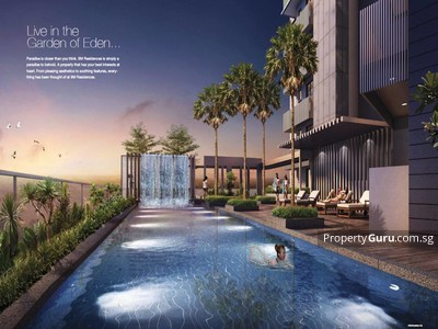 For Rent - 8M Residences