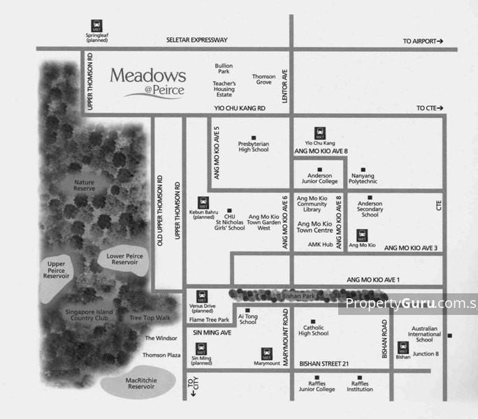 Meadows Peirce 626 Upper Thomson Road 4 Bedrooms 2594