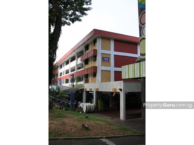 For Rent - 728 Ang Mo Kio Avenue 6