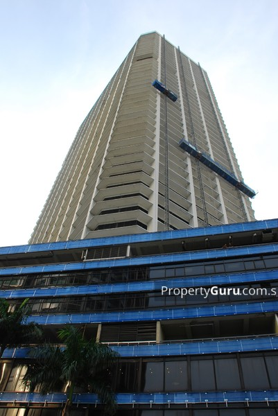 International Plaza 10 Anson Road 1 Bedroom 450 Sqft