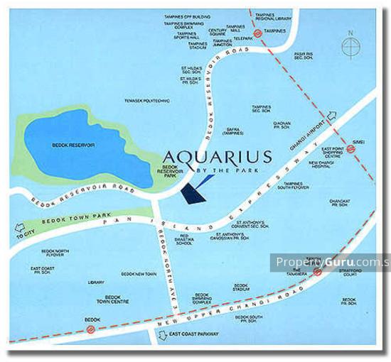 Aquarius By The Park  3436