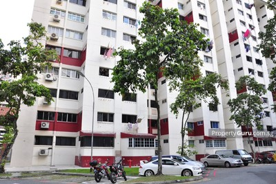 For Rent - 512 Hougang Avenue 10