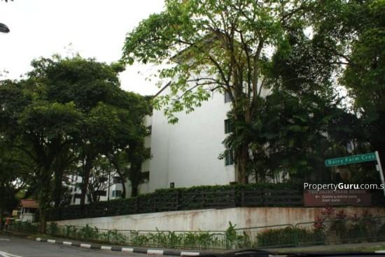 Dairy Farm Singapore Dairy Farm Estate Condominium