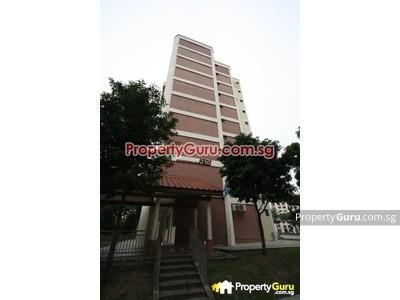 For Rent - 210 Jurong East Street 21
