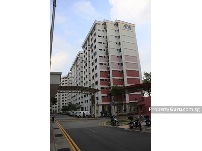 For Rent - 481 Jurong West Street 41