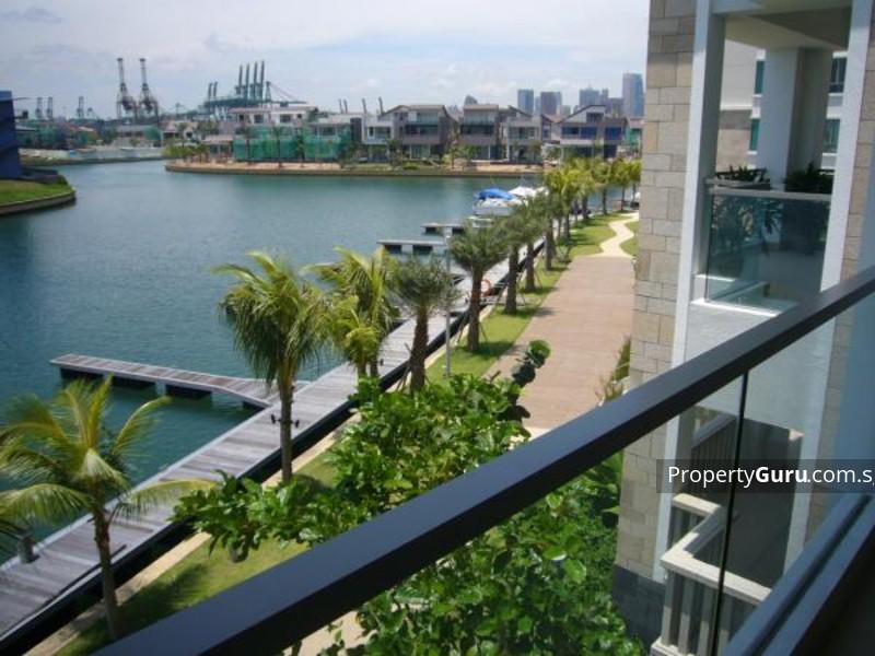 Sentosa cove cove way 6 bedrooms 10000 sqft landed for Condo balcony ideas singapore